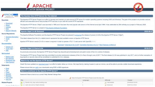Apache(アパッチ)