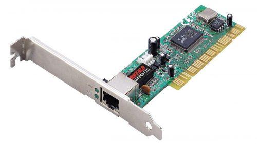 ネットワークインターフェースカード(NIC)